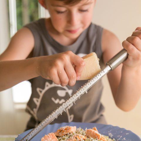 מה ילדים אוכלים